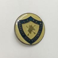 LEICESTER CITY FC - Football Club England, Soccer, Calcio, Fussball, Vintage Pin, Badge - Calcio