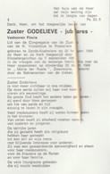 Zuster, Soeur, Vanhooren, Flavie, Zande-Koekelare, Zwevezele - Santini