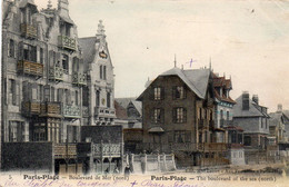 Le Touquet Paris-Plage - Boulevard De Mer (nord) - Le Touquet