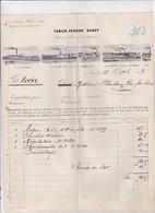 54-F.Henron...Dynamos, Lampes à Arc, Lampes à Incandescence...Nancy...(Meurthe-et-Moselle)...1903 - Electricity & Gas