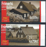 Islande YT Carnet 888-889 Neuf Sans Charnière XX MNH - Booklets