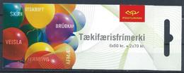 Islande YT Carnet 1017 Neuf Sans Charnière XX MNH - Booklets