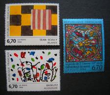 Tableau - 1994 -  N° 2858 ** 2859 ** 2914 ** - Neufs