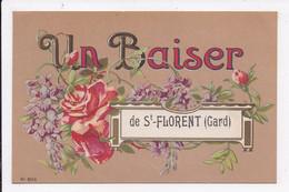 CP 30 ST FLORENT Un Baiser - Otros Municipios