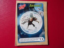 P'TIT YOP Autocollant Sticker Arthur 3 - Other