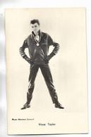 Photo De Vince TAYLOR. Photo Hermann Léonard - Entertainers
