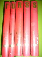 L'URSS Dans La Seconde Guerre Mondiale - Collection Complète De 5 Volumes - - Guerra 1939-45