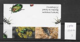 1994 MNH Israel Booklet Mi 1287-90 - Markenheftchen