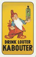 Drink Louter Kabouter 1 Kaart 1 Card - Carte Da Gioco