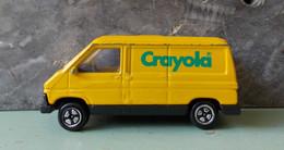 Renault Trafic , Publicité Crayola - Other