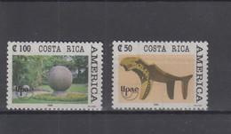 Costa Rica Michel Cat.No. Mnh/**  1365/1366 - Costa Rica