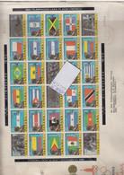 Panama Michel Cat.No. Cover Sheet 1335/1364 Reco - Panama