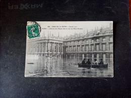 H4-LOTS DE 5 CARTES INNONDATION DE 1910 À PARIS - 5 - 99 Postales