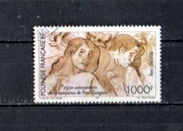 Timbre Oblitére De Polynésie Francaise 1998 N° 564 - Usati