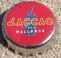 Espagne Capsule Crown Cap Laccao 1944 Mallorca - Altri