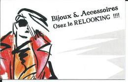 Carte De Visite - BIJOUX & ACCESSOIRES - 80120 For Mahon Plage - - Other
