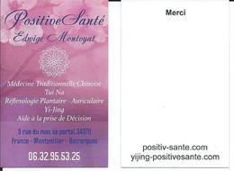 Carte De Visite - POSITIVE SANTE - 34970 Montpellier - Other