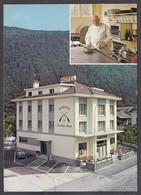 110453/ MARTIGNY, Hôtel-Auberge *du Vieux-Stand* - VS Valais
