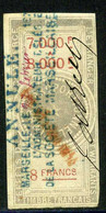 Fiscaux Effets De Commerce N° 158 - Fiscaux