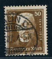 Deutsches Reich Michel Nummer 406 Gestempelt - Unclassified