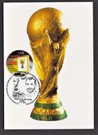 26.- SPAIN 2020 MAXIMUM CARD FIFA WORLD CUP 2010 SUDAFRICA 2010 SOCCER FOOTBALL - Tarjetas Máxima