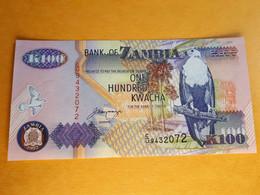 ZAMBIE 100 KWACHA 1992 UNC - Zambia