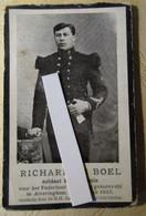 Soldaat De Boel Richard - Bij Genie - ° Melden - Gesneuveld Te Alveringem 1915 - Oudenaarde - Oudenaarde