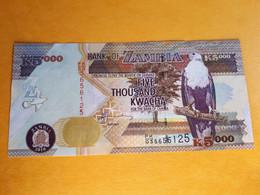 ZAMBIE 5000 KWACHA 2010 UNC - Zambia