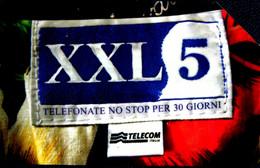 G 2191 693 C&C 4322 SCHEDA TELEFONICA USATA XXL5 BUONA QUALITA' - Pubbliche Tematiche