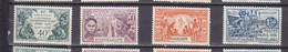 GUADELOUPE EXPO COLONIALE DE 1931  LUXE NEUF SANS CHARNIERE 123/126 - Ungebraucht