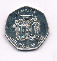 ONE DOLLAR 2006 JAMAICA /7020/ - Jamaica