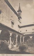 9585) FIRENZE - Museo Di S. Marco - Veduata Del Chiostro Mit 2 Männern OLD !! - Firenze