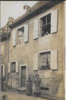 GEBWEILER BELLE CARTE PHOTO MAISON A SITUER DEUX SCANES DATE DE 1911 - Andere Gemeenten