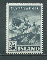 Islande    - Yvert 219   ** 1 Valeur Neuve Sans Charnière  -  AU 8304 - Nuevos