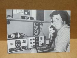SAINT ETIENNE DU ROUVRAY (76) Carte Radio Amateur - Saint Etienne Du Rouvray