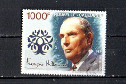 Timbre Oblitére De Nouvelle-Calédonie  1997  N° 725 - Usados