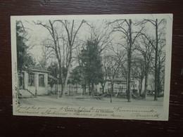 Carte Assez Rare De 1903 , Lons-le-saunier , La Chevalerie - Lons Le Saunier
