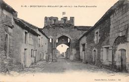49-MONTREUIL BELLAY-N°214-D/0115 - Montreuil Bellay
