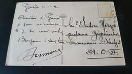 Geneve - Sent To Casamance Senegal A.O.F. - Sin Clasificación