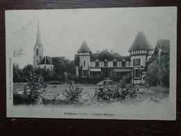Carte Assez Rare De 1905 , Voiteur , Chalet Mérian - Andere Gemeenten