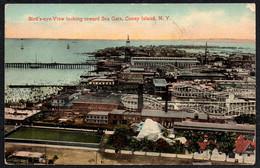 F3801 - Coney Island New York Brooklyn - Ohne Zuordnung
