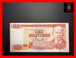 """BOLIVIA 100 Bolivianos 1993   P. 213  """"serie C""""  *rare*    UNC - Bolivia"""