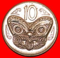 * CANADA: NEW ZEALAND ★ 10 CENTS 1985 KORURU IMITATION! LOW START ★ NO RESERVE! - New Zealand