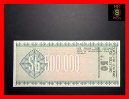 BOLIVIA 50 Centavos  Overprint On 500.000  500000 Pesos Bolivianos  D.S. 5.6.1984   P. 198    UNC - Bolivia