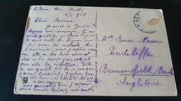 Geneve - Sent To Beaconsfield England - Sin Clasificación