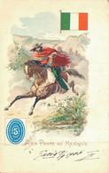 H1209 - Illustrateur - LA POSTE Au MEXIQUE - Timbres (représentations)