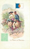 H1209 - Illustrateur - LA POSTE En PORTUGAL - Timbres (représentations)