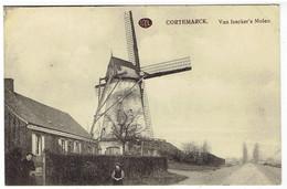 CORTEMARCK  Van Isacker's Molen - Kortemark