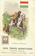 H1209 - Illustrateur - LA POSTE En HONGRIE - Unclassified