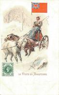 H1209 - Illustrateur - LA POSTE En ANGLETERRE - Unclassified
